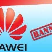 Huawei-google-Banned